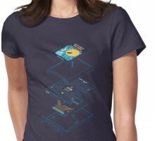 Blueprint Waka-Waka Womens Fitted T-Shirt