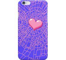 Broken window iPhone Case/Skin