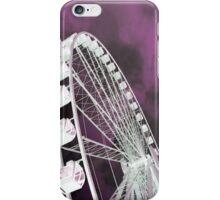 Purple Ferris iPhone Case/Skin