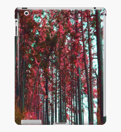 Red Grove iPad Case/Skin