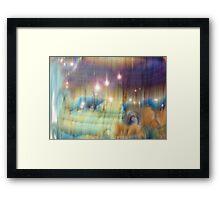 Stellar Nursery Framed Print