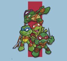 teenage mutant ninja turtles!!!!!!! Kids Clothes