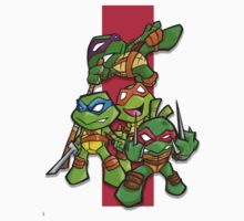 teenage mutant ninja turtles!!!!!!! Kids Clothes