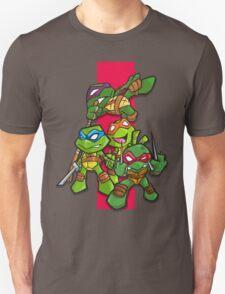 teenage mutant ninja turtles!!!!!!! T-Shirt
