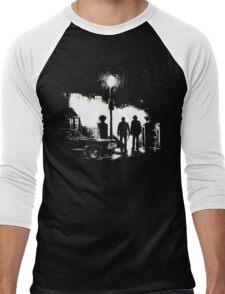 The Hunters (Supernatural) [No Text] Men's Baseball ¾ T-Shirt