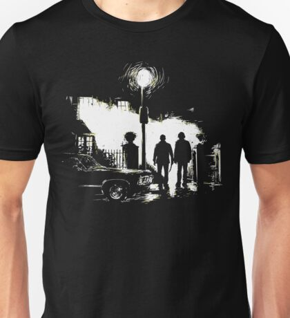 The Hunters (Supernatural) [No Text] Unisex T-Shirt