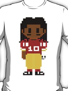 Robert Griffin III Full Body 8-Bit 3nigma T-Shirt
