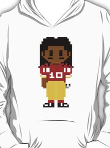 Robert Griffin III Full Body 8-Bit 3nigma T-Shirt