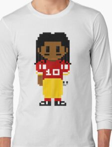 Robert Griffin III Full Body 8-Bit 3nigma Long Sleeve T-Shirt