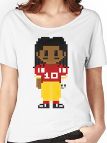 Robert Griffin III Full Body 8-Bit 3nigma Women's Relaxed Fit T-Shirt