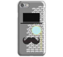 A Dapper Day - Telegraph iPhone Case/Skin