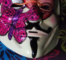 I'm Anonymous Sticker