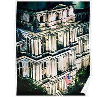 Old City Hall, Boston, Massachusetts Poster