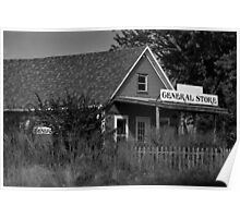 General Store Poster