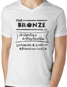 The Bronze Vintage Mens V-Neck T-Shirt