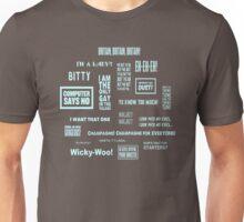 Little Britain - Britainisms Unisex T-Shirt