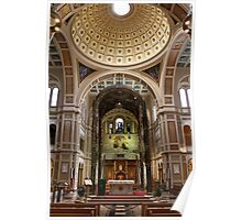 Franciscan Monastery of the Holy Land in America Poster