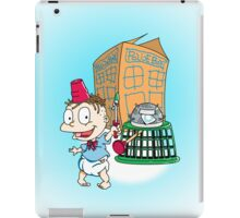 Tommy Who iPad Case/Skin