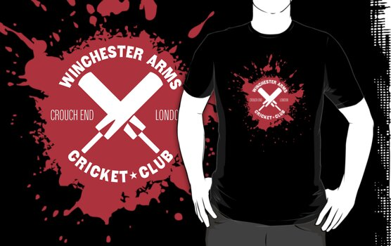 Winchester Arms Cricket Club by Manny Peters