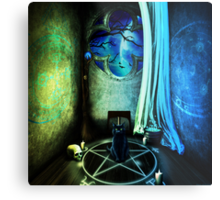 The Witches Room Metal Print