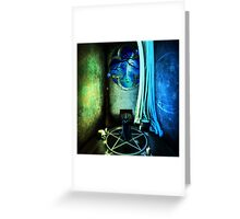 The Witches Room Greeting Card