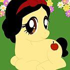 Pony Snow White by Ashley Krauss