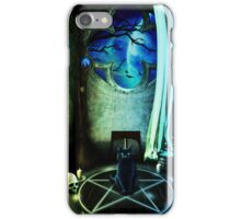 The Witches Room iPhone Case/Skin