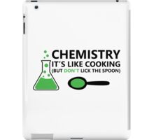 Funny Chemistry Sayings iPad Case/Skin