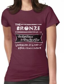 The Bronze Vintage Dark Womens Fitted T-Shirt