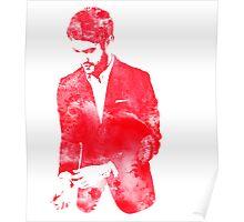 red darren Poster