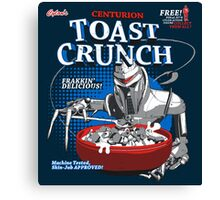 Centurion Toast Crunch Canvas Print