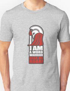 Word Warriors unite! T-Shirt