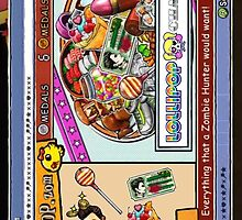 Lollipop Chainsaw Chop2Shop.zom Theme by stle16