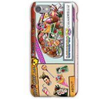 Lollipop Chainsaw Chop2Shop.zom Theme iPhone Case/Skin