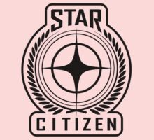 Star Citizen - BLACK Kids Clothes