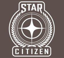 Star Citizen - White One Piece - Short Sleeve