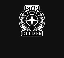 Star Citizen - White Unisex T-Shirt