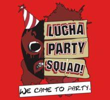 Lucha Party Squad! by eyethree