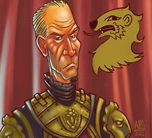 Tywinn Lannister  by Amata415