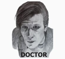 My Doctor - Matt Smith by jillohjill