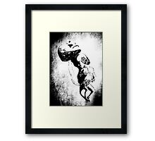 Lost without you... Framed Print