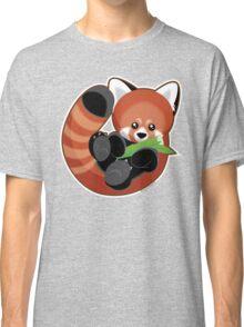 Cute Red Panda Classic T-Shirt