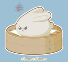 Steamed Buns by kimchikawaii