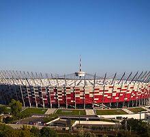 Euro Cup 2012 by Maciej Nadstazik