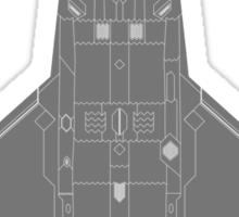 Lockheed Martin F-22 Raptor Sticker