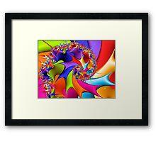 Embrace the Rainbow Framed Print