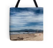 Love This Sky It Was So Peaceful At The Beach Today Tote Bag