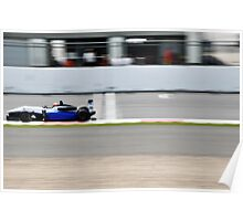 GP2 The Future of Formula One Poster