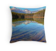 Herbert Lake Throw Pillow