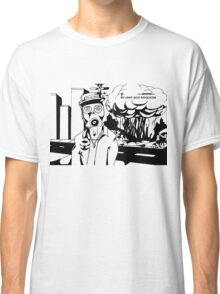 Revolution Black and white Classic T-Shirt